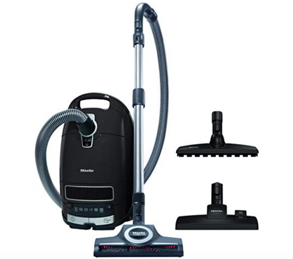 MIELE COMPLETE C3 TOTAL SOLUTION POWERLINE VACUUM