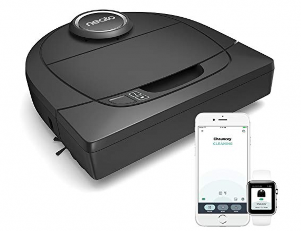 NEATO BOTVAC CONNECTED D5 ROBOT VACUUM