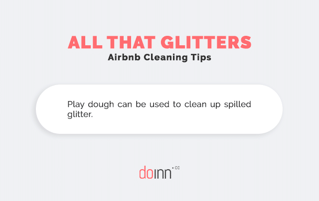 Airbnb Cleaning - All That Glitters