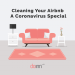 Cleaning Your Airbnb – A Coronavirus Special