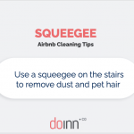 cleaning squeegee